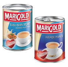 MARIGOLD Evaporated Filled Milk (390g)